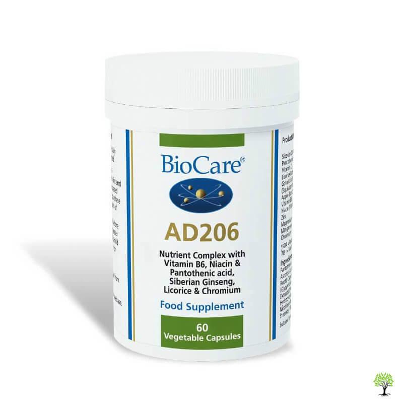 BioCare AD 206 Nutrient Complex