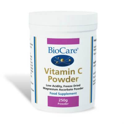 C-vitamin pulver