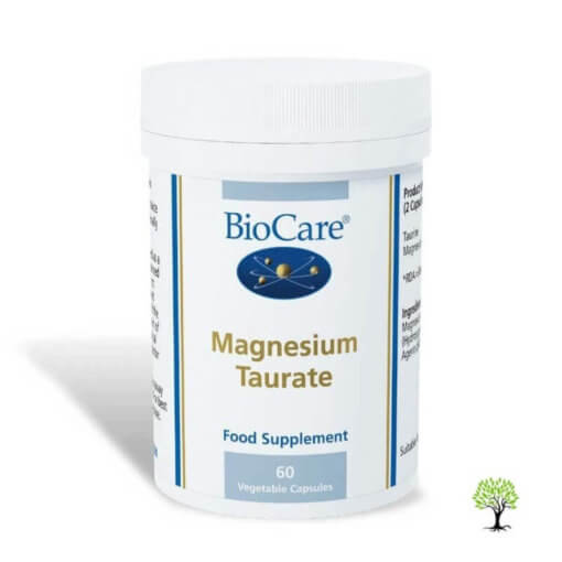 Magnesium taurate kapslar