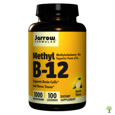 Methyl B-12 Jarrow
