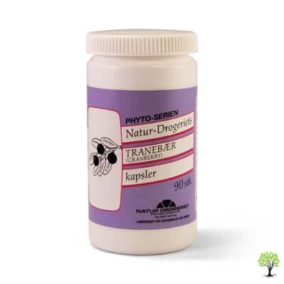 Natur Drogeriet Tranbär kapslar
