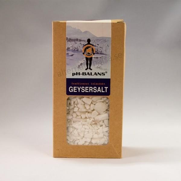 Ph Balans Geysersalt