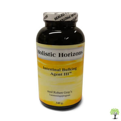 Holistic Horizons Intestinal bulking agent III