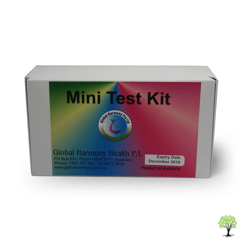 Mini Test Kit
