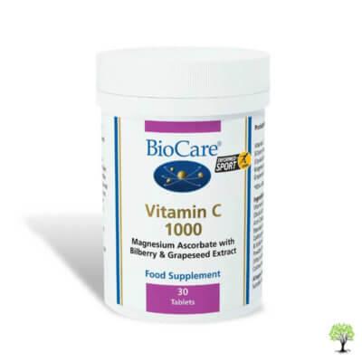 C-vitamin tablett