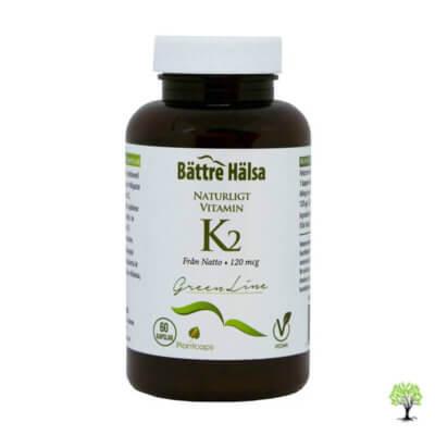 k-vitamin kapslar