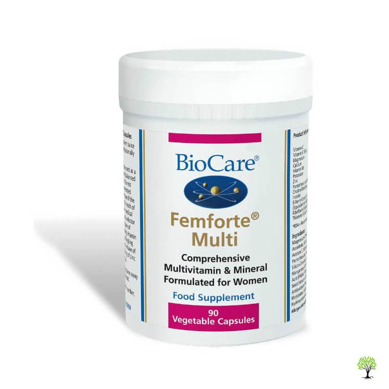 Multivitamin kvinna kapslar