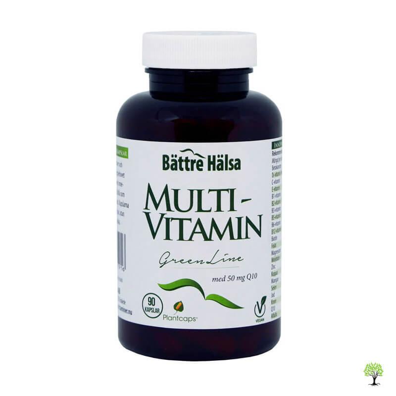 Multivitamin för veganer