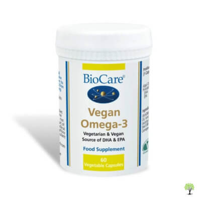 Omega 3 vegan kapslar