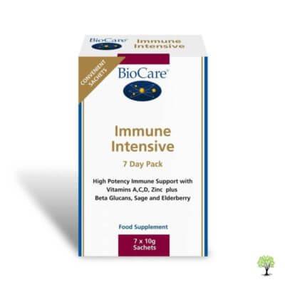 Intensivkur immunförsvar